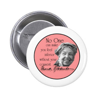 Eleanor Roosevelt - First Lady of the World Pin