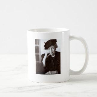eleanor-roosevelt-  I think Basic White Mug