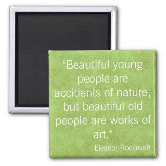 Eleanor Roosevelt Refrigerator Magnets