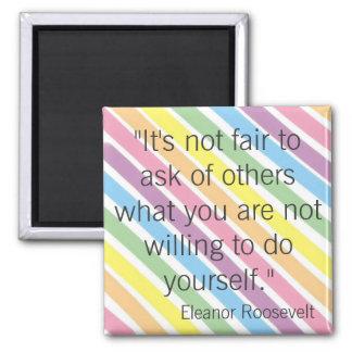 Eleanor Roosevelt Magnets