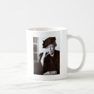 Eleanor Roosevelt Basic White Mug