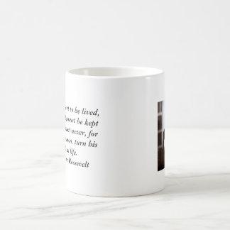 Eleanor Roosevelt Mug - Life
