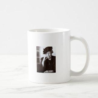 eleanor-roosevelt-poster-c10006715, Justice can... Basic White Mug