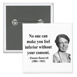 Eleanor Roosevelt Quote 1b Button