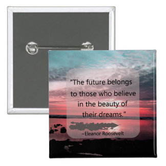 Eleanor Roosevelt Quote Buttons