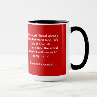 Eleanor Roosevelt wisdom cup