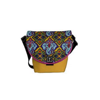 EleBoo Ganesh Rickshaw Messenger Bag