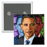Elect Barack Obama For President Button