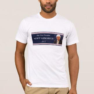 Elect Newt Gingrich 2012 Men's Tee