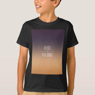 Elect Ted Cruz T-Shirt