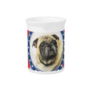 Elect The Pug Pitcher