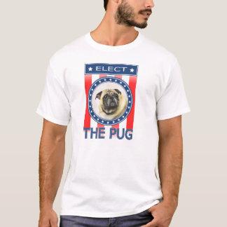 Elect the Pug T-Shirt