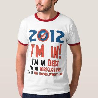 Election 2012 - Anti Barack Obama Tshirts
