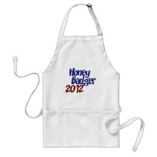Election 2012 parody standard apron