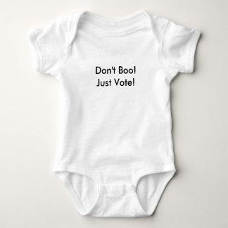 Election 2016 baby bodysuit
