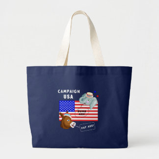 Election Day Campaign USA Bag