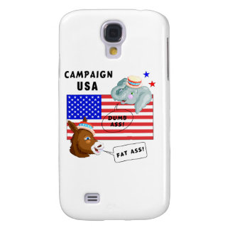 Election Day Campaign USA Galaxy S4 Cover