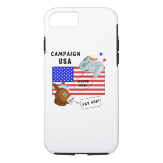 Election Day Campaign USA iPhone 7 Case