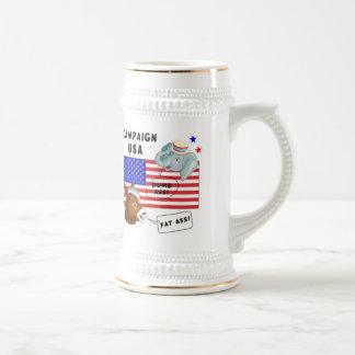 Election Day Campaign USA Coffee Mugs