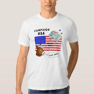 Election Day Campaign USA Shirt