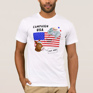 Election Day Campaign USA T-Shirt