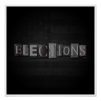 Elections Posters