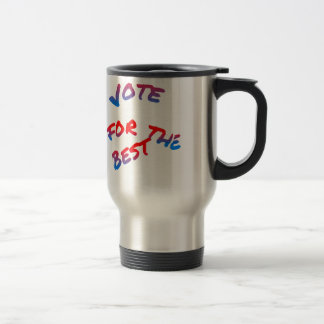 Elections, Vote for the best Travel Mug