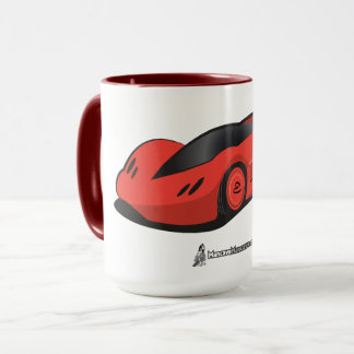 Electra Future Car Coffee Mug