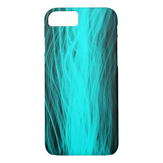 Electric Aqua - Apple iPhone Case