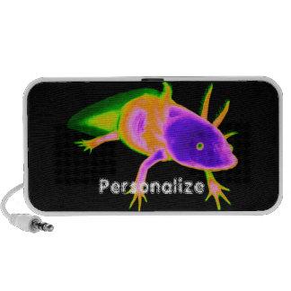 Electric Axolotl Speaker