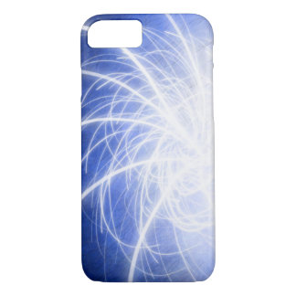 Electric Beams - Apple iPhone Case