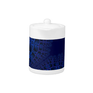 Electric Blue fractal