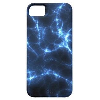 Electric blue iPhone 5 case