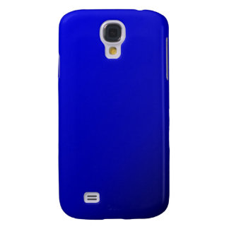 Electric Blue Samsung Galaxy S4 Case