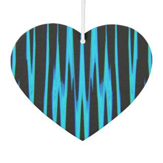 ELECTRIC BLUE wrap (an abstract art design) ~