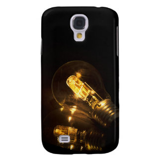 Electric bulb galaxy s4 cover