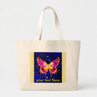 Electric Butterflies Bags