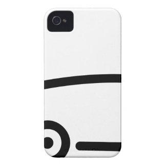 Electric Car iPhone 4 Case