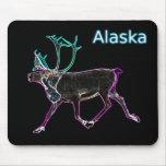 Electric Caribou Mousepads