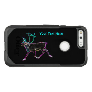 Electric Caribou OtterBox Commuter Google Pixel Case