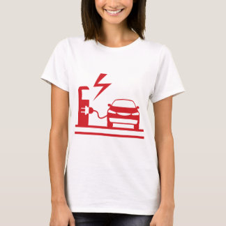 Electric charging station T-Shirt