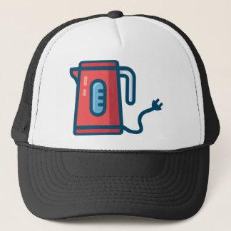 Electric Coffee Pot Trucker Hat