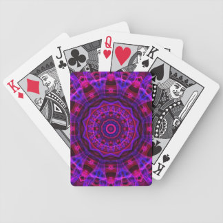 Electric Current kaleidoscope Bicycle Card Deck