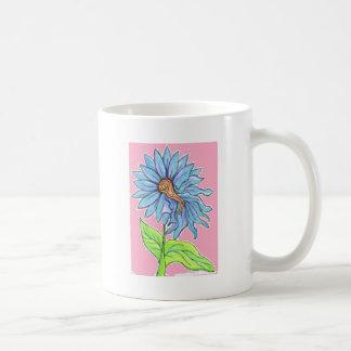 Electric Daisy Basic White Mug