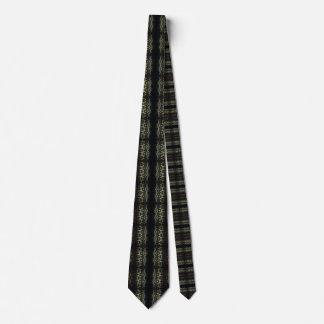 Electric Dandelions Tie