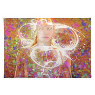 Electric Dreams Placemat