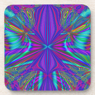 Electric Eclectic Coaster