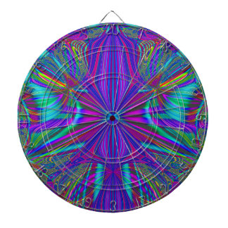 Electric Eclectic Dartboard