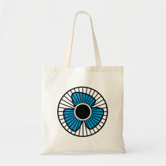 Electric fan tote bag