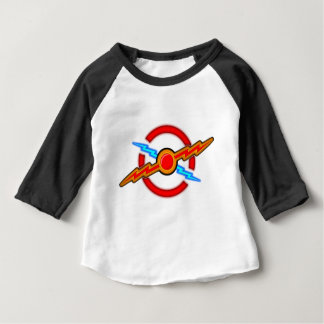 Electric Flash Baby T-Shirt